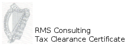 RMS Tax Clearance Cert